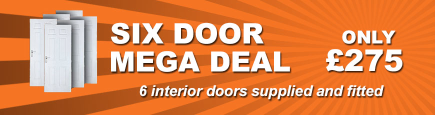 6 Door MEGA Deal